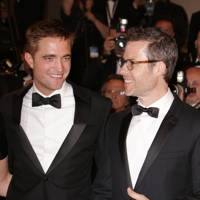 Robert Pattinson & Guy Pearce