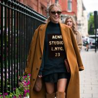 Pernille Teisbaek, Stylist and Fashion Blogger