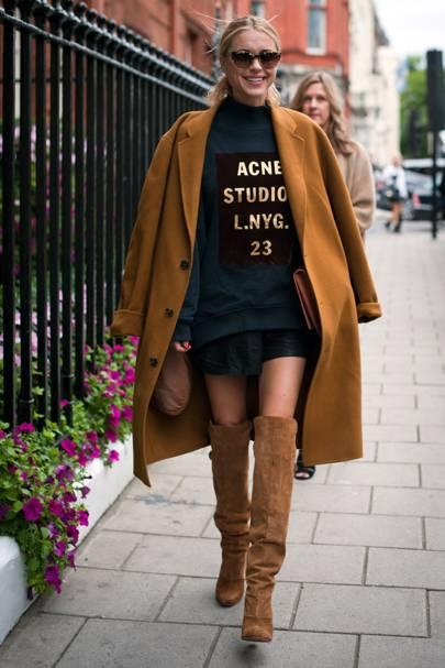 Pernille Teisbaek, Stylist and Fashion Blogger