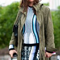 Colleen Sherin, Fashion Director for Saks 5th Avenue NY