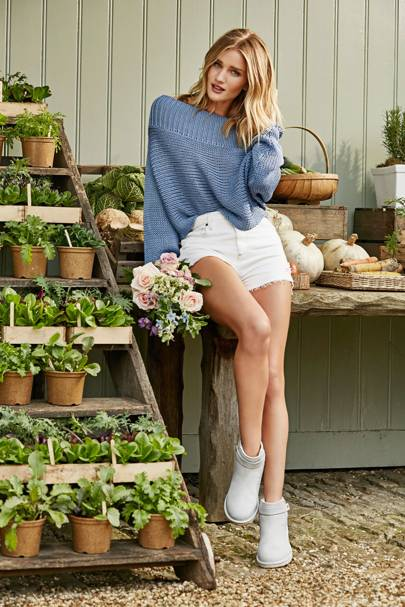 Hailey Baldwin Fronts New Ugg Campaign | The Models Blog
