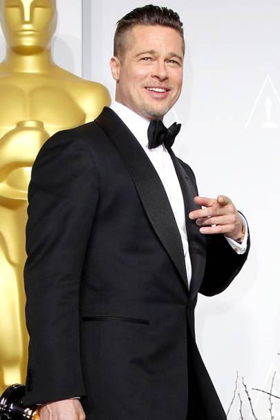 85. Brad Pitt