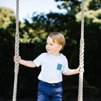 Prince George's 3rd birthday