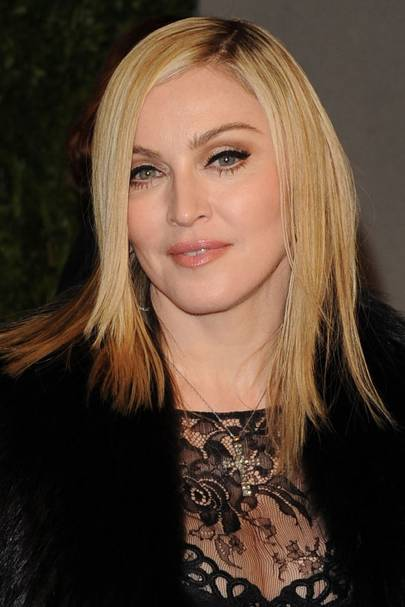 Celebrity Beauty & Hair - Madonna's Changing Look Throughout The ...