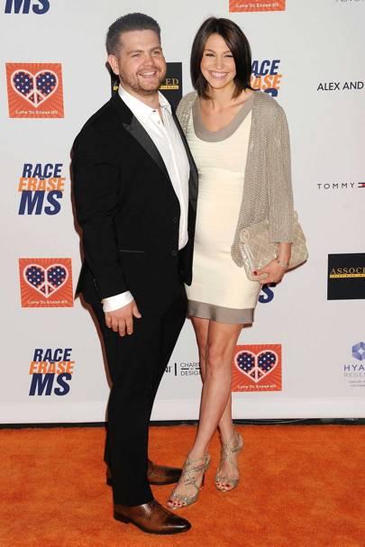 Jack & Lisa Osbourne