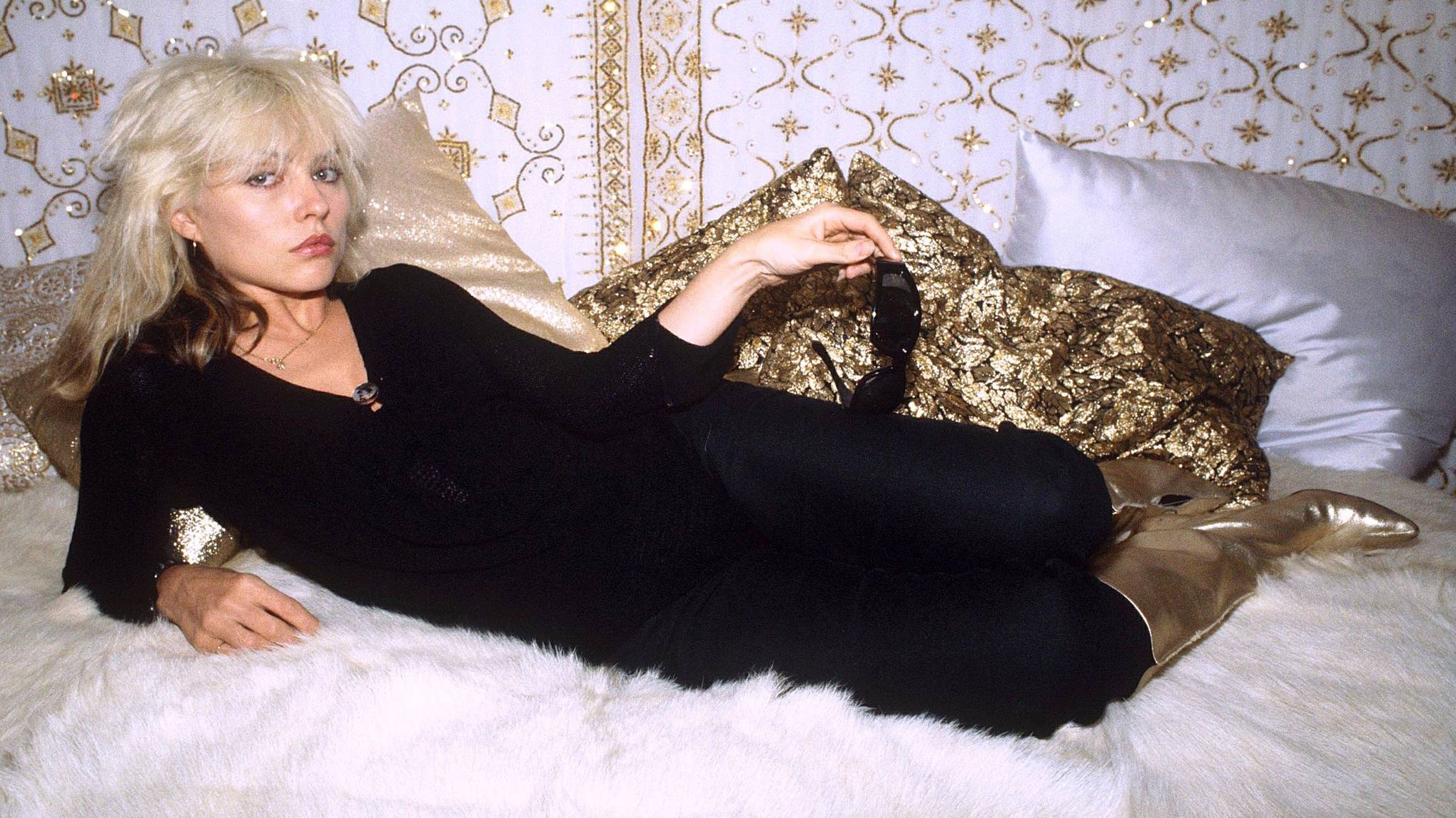 3dd41f910f99a Blondie's style, fashion & iconic looks - Debbie Harry | Glamour UK