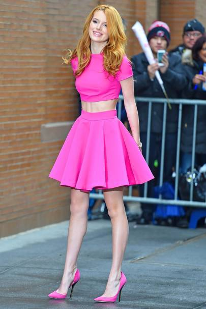 3. Bella Thorne
