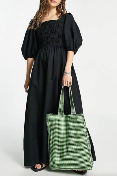 Black ASOS dresses