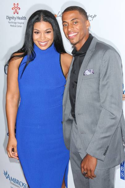 Jordin Sparks and Dana Isaiah