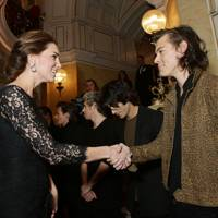 Kate Middleton & One Direction