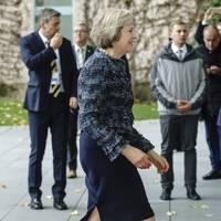 Meeting Angela Merkel, November 2016