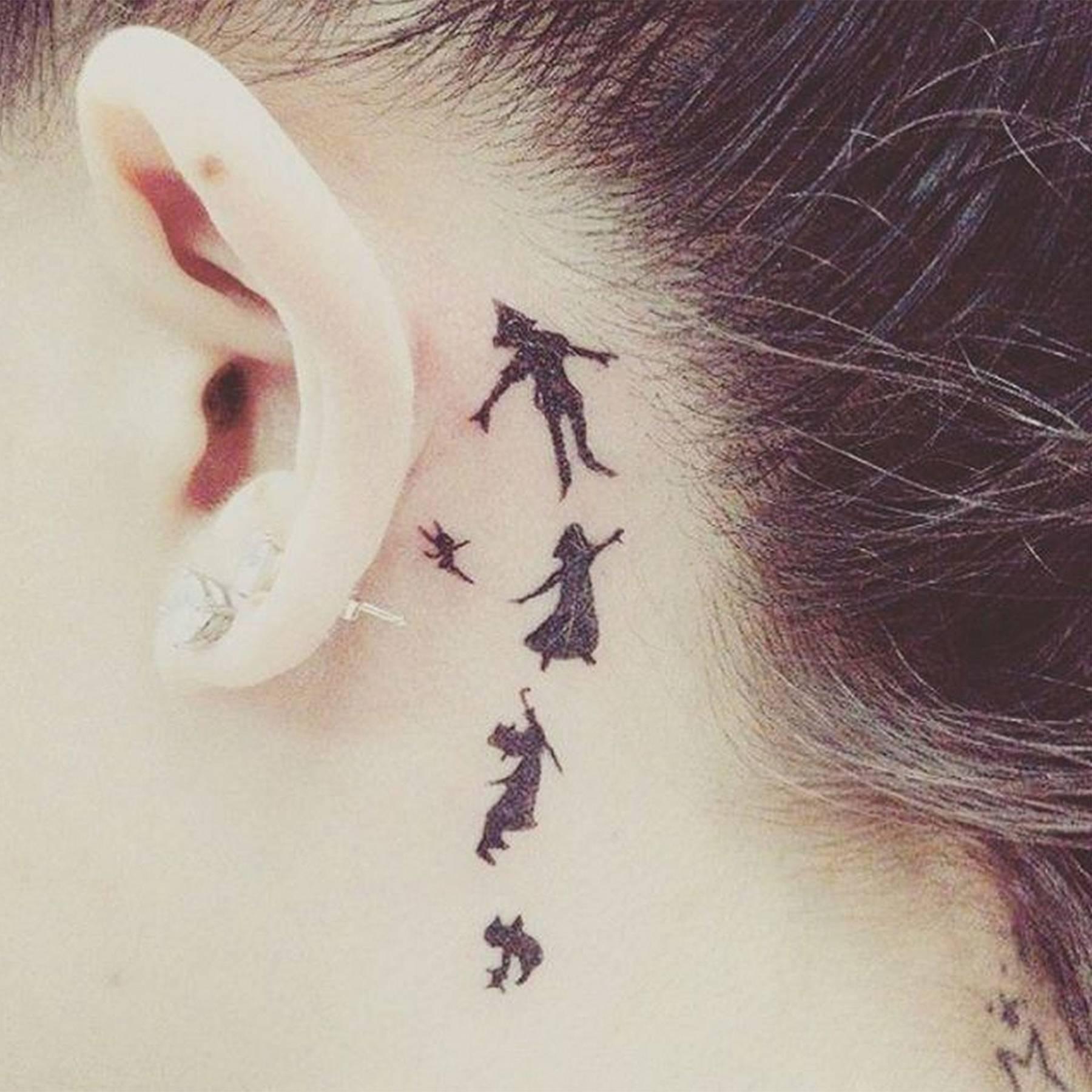 Disney Inspired Tattoos From Instagram Glamour Uk