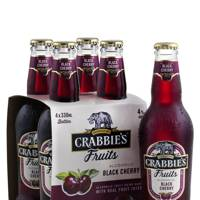 For Crabbie's Fruits Black Cherry