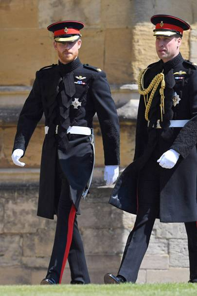 Prince Harry & Prince William
