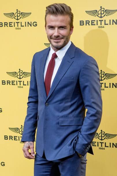 36. David Beckham