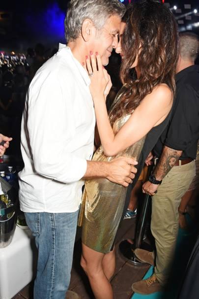 George Clooney & Amal Clooney