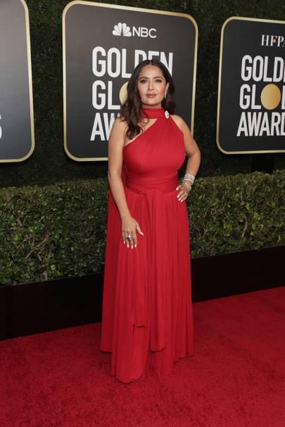 Golden Globes 2021 Best Dressed