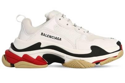 Best Balenciaga Trainers - Triple S