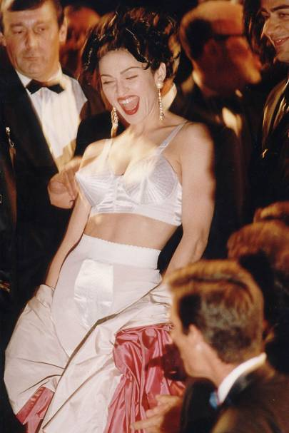 Madonna - Cannes 1991