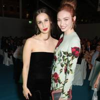 Heida Reed and Eleanor Tomlinson