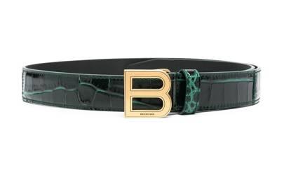 Best designer belts: Balenciaga