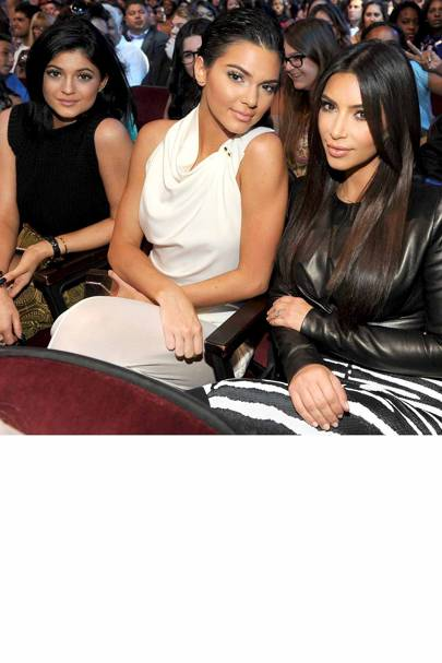 Kylie & Kendall Jenner, Kim Kardashian