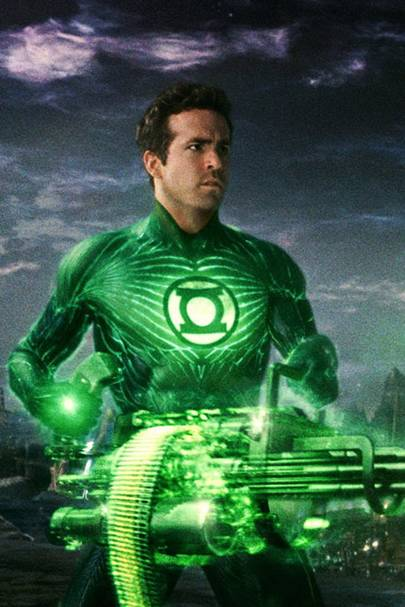 The Green Lantern/Hal Jordan
