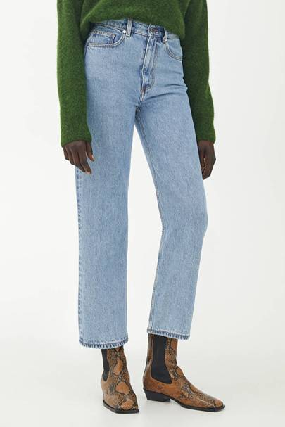 Best straight leg jeans for women