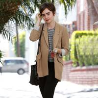 30. Lily Collins (Down 13)