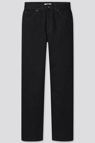 Best Black Jeans - Regular Fit