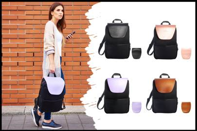 Donna Backpack by Saint Maniero