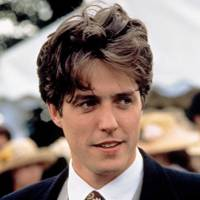 Hugh Grant's Floppy Hair – Four Weddings and a Funeral, 1994