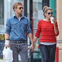 Ryan Gosling & Eva Mendes
