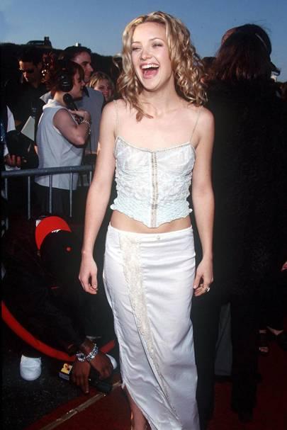Kate Hudson on the red carpet
