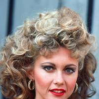 Sandy's Perm – Grease, 1978