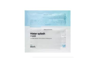 The hydrating sheet mask with a difference