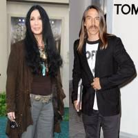 Cher & Anthony Kiedis