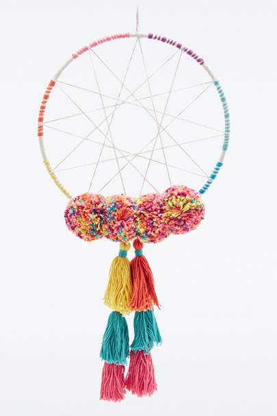 Lana dreamcatcher, £25 at Urban Outfitters
