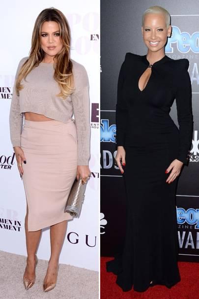 Khloe Kardashian vs. Amber Rose