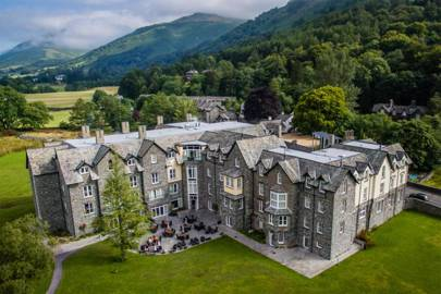 Best Lake District honeymoon hotel
