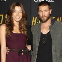 Chad Michael Murray & Sarah Toemer