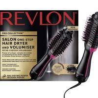 Best Amazon Prime Day Beauty Deals: the Revlon hot air brush