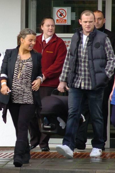 Coleen & Wayne Rooney