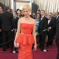 DO #17: Michelle Williams at the Oscars, February