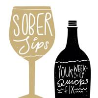 Sober Sips – Your Quick weekly Fix