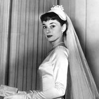 Audrey Hepburn & Mel Ferrer