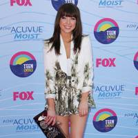 Carly Rae Jepsen at the Teen Choice Awards 2012