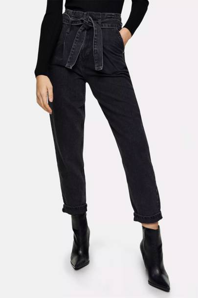 Best high-waisted jeans: Topshop