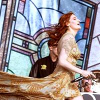 Florence + The Machine perform at Radio 1's Hackney Weekend