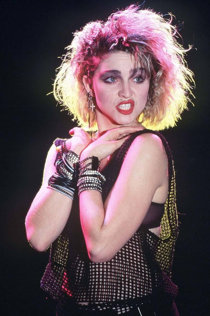 80s punk rock fashion women 84